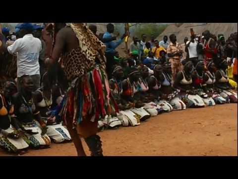 Anywaa Traditional  Dance ( Obeero)  Gambella 2015