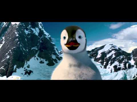 HAPPY FEET: EL PINGÜINO 2 - Segundo trailer doblado al español