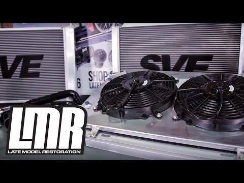 SVE Mustang Aluminum Radiators (79-09)