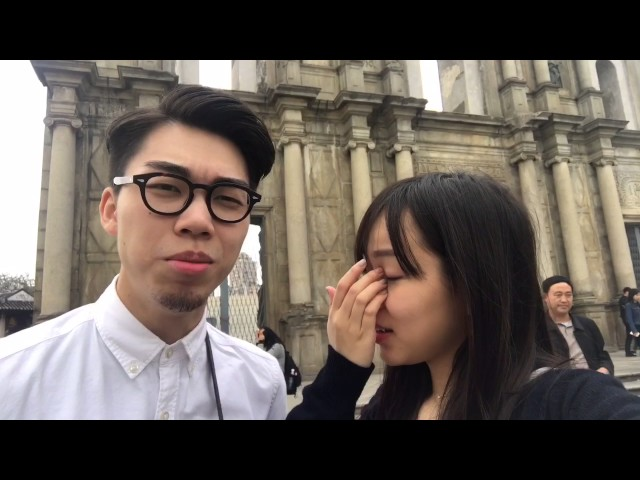 Macau trip with Ryan EP4