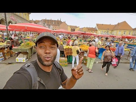 Welcome to ZAGREB, CROATIA!!! *VLOG 346