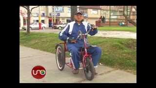 Travesía por América en silla de ruedas