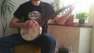 Cornbread and Butterbeans clawhammer banjo
