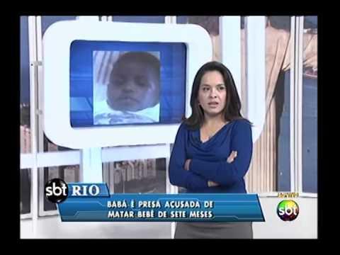 Babá mata bebê de sete meses