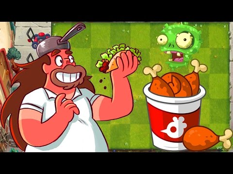 Plants vs Zombies 2 Pinata Party 25/11/2016 - Team Plants Power-Up! Vs Zombies