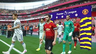 Manchester United vs Cardiff City - EPL 12 May 2019 Gameplay