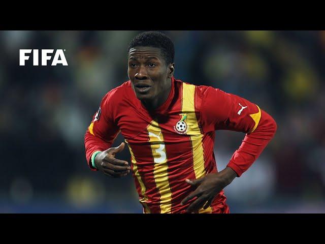 Asamoah Gyan | FIFA World Cup Goals