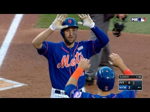 6/3/17: Mets belts three homers to edge the Bucs 4-2