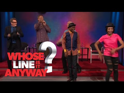 Kat Graham's Flamboyant Musical - Whose Line Is It Anyway?