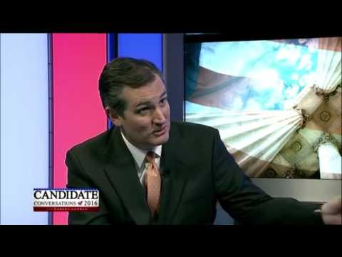 Cruz Interview with Robert George