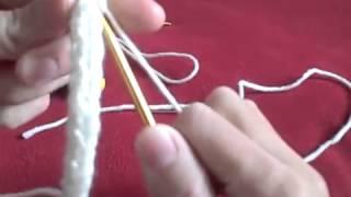 Видеоурок: как связать шнур