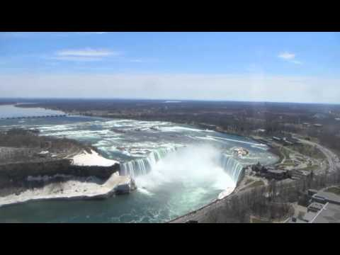 Niagara Falls - from a Tourist's Perspective