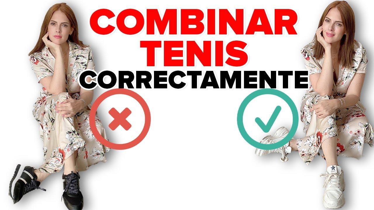 Como Combinar Tenis!