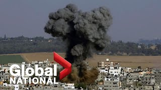 Global National: May 16, 2021 | Escalating Israel-Hamas conflict leads to more civilian casualties