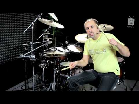 Trik na měsíc 1 (Martin Vajgl - Lekce bicí)