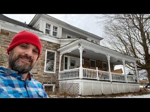 Home Renovation   Next Steps   DIY Farmhouse Renovation Walkthrough