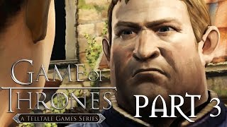 Game of Thrones Sons of Winter Walkthrough Part 3 - Episode 4