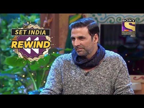 Kapil Ki Adaalat With Akshay Kumar   The Kapil Sharma Show   SET India Rewind
