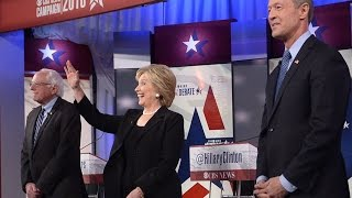 Media: Hillary Won Debate Because Nine… Eleven.