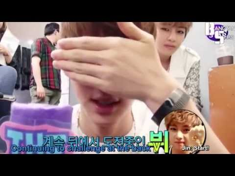 BTS Jin's Gwiyomi Song!
