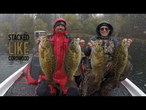 3B Outdoors TV - TightLining for Smallmouth Bass on Che... | Doovi
