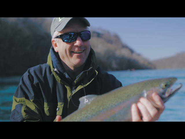 Kishel's  Fish Scent in Lower Niagara  River