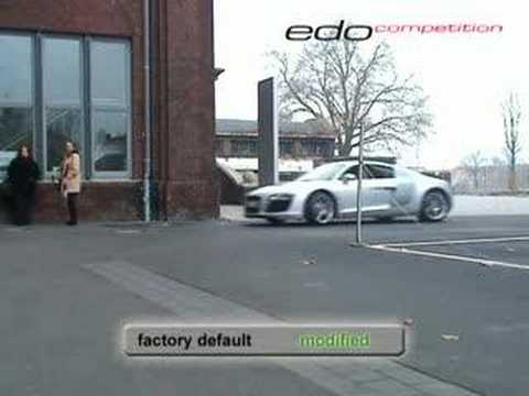 Edo-Competition Audi R8 Soundcheck