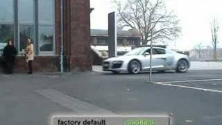 Edo Competition Audi R8 2008 Videos
