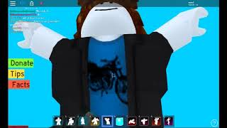 EVERY DANCE IN GAME (emote dances in roblox