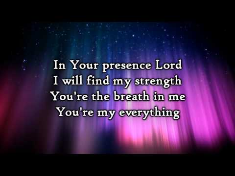 Kari Jobe - One Desire (Lyrics)