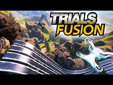 Trials Fusion | MOST FRUSTRATING GAME EVER!