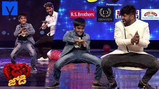 Sekhar Master and Vinni Dance Performance - Dhee Jodi (#Dhee11) Promo - 21st November 2018 -Sudheer