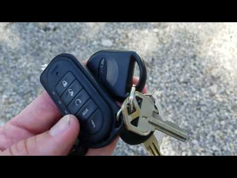 How To Program A Ford Transponder Chip Key With Only 1 Key and A Remote Start System