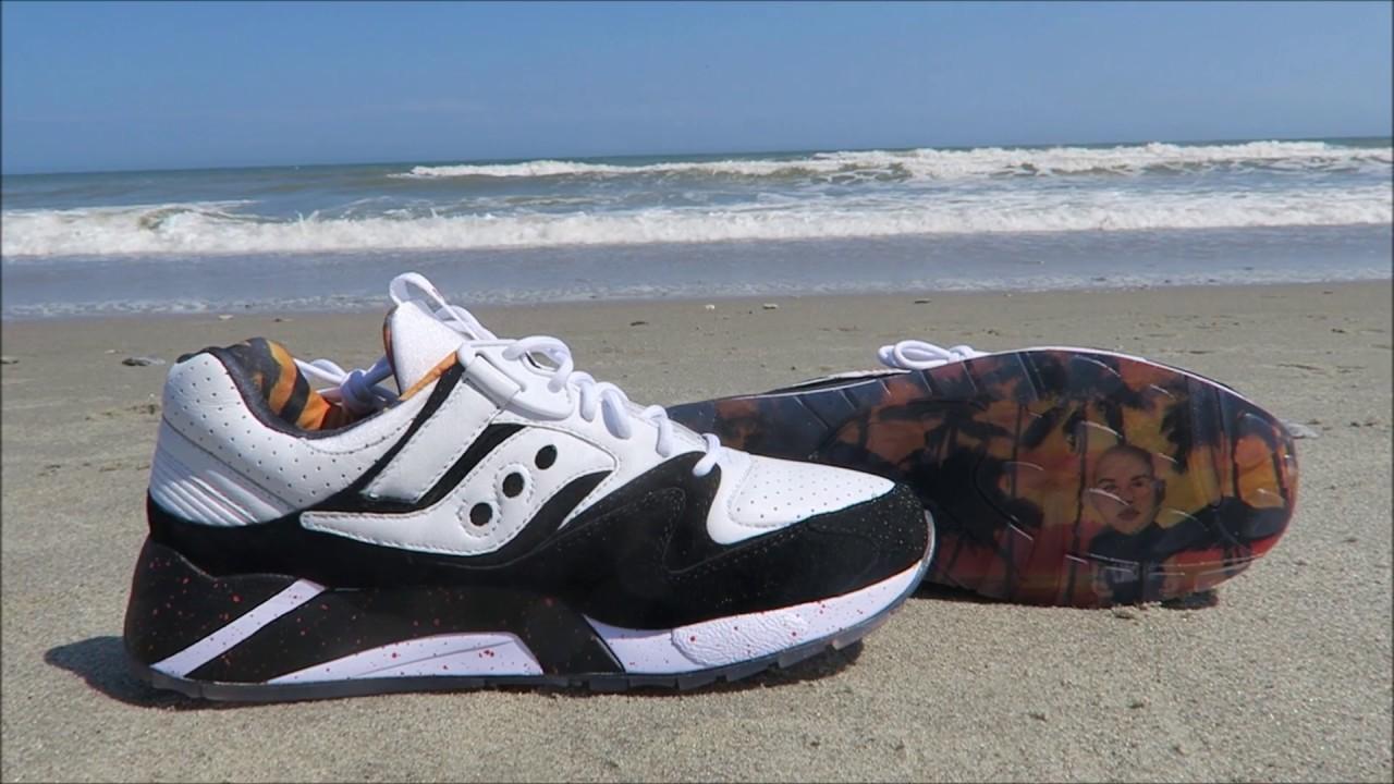 Saucony Grid SD (Miami) Sneaker Freaker