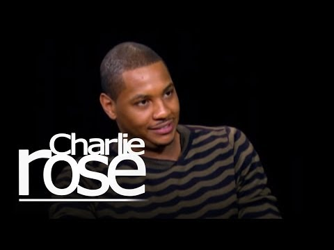 Carmelo Anthony on reinventing himself | Charlie Rose