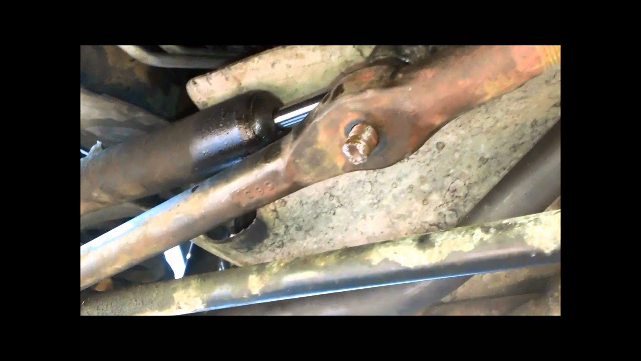 small resolution of death wobble fix steering stabilizer replacement jeep