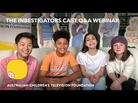 Download The Inbestigators Cast Q&A Webinar