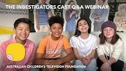 The Inbestigators Cast Q&A Webinar
