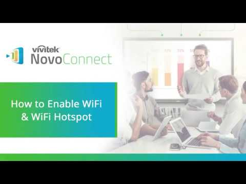 NC-X300: How to Connect to Wi-Fi or Wi-Fi Hotspot