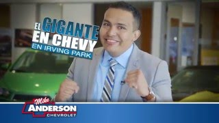 Mike Anderson Chevrolet Of Chicago >> Mike Anderson Chevrolet Of Chicago