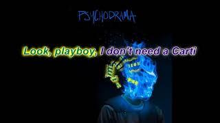 Dave Ft Burna Boy Location  Lyric Video