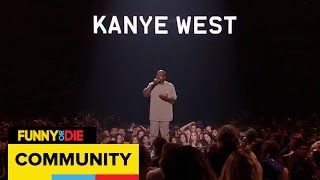 David Elmaleh: Kanye West's VMA Speech Recut As a Stand Up Comedy Set