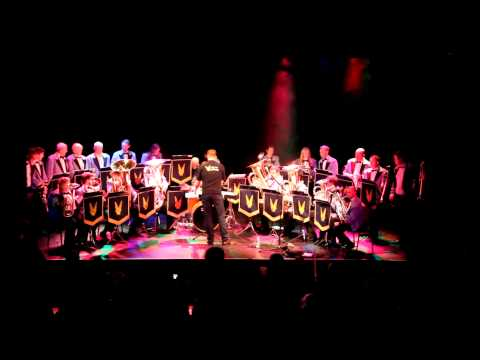 ACID BRASS - PACIFIC 202 + LET'S GET BRUTAL @ THE MET, BURY 11.10.13.