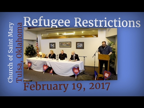 Refugee Restrictions: Stories of Immigration