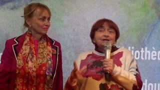 Agnès Varda au Forum des Images - 18 mars 2019