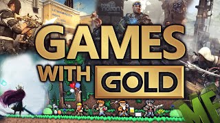 Games With Gold Abril 2015 | MegaFalcon50