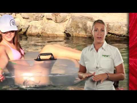THINGS TO DO IN CANCUN - XCARET ECO PARK