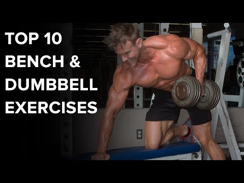 Ten Great Bench & Dumbbell Exercises