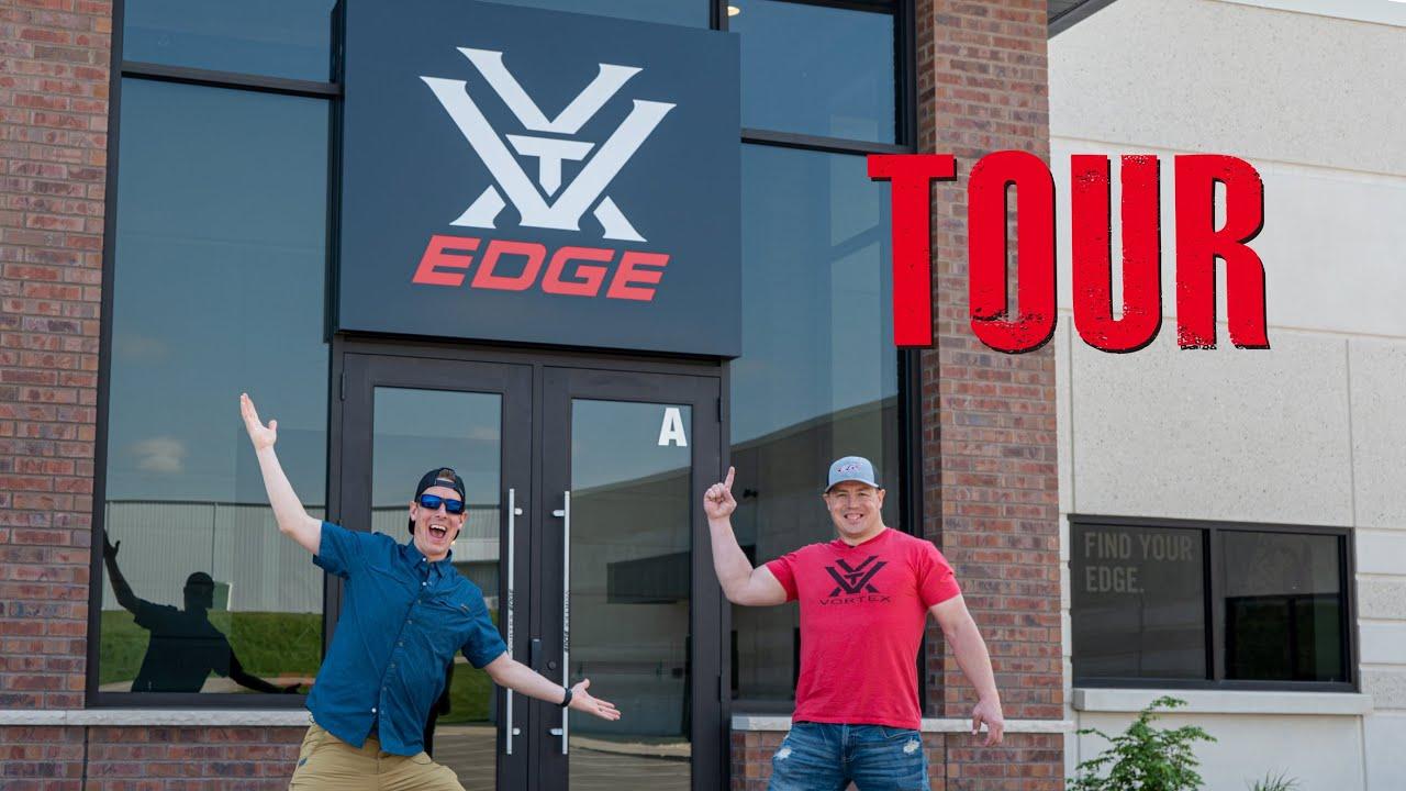 This Place is Amazing! Vortex Edge Tour | Barneveld, WI