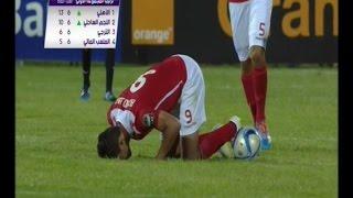 هدفي بغداد بونجاح ضد الترجي التونسي